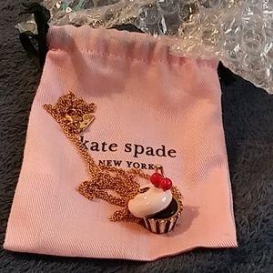 Kate Spade Cupcake NWOT